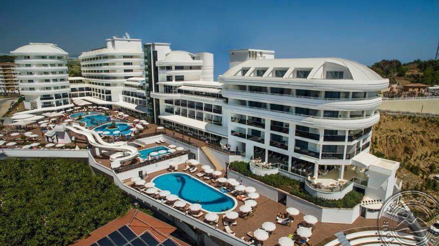 Laguna Beach Alya Resort & Spa Hotel 5 * - Инжекум - Алания, Турция