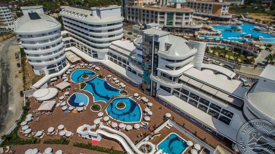 LAGUNA BEACH ALYA RESORT & SPA HOTEL 5 * - Туреччина