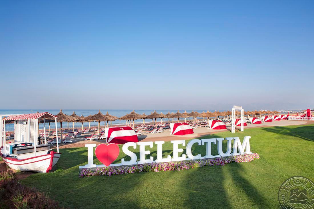 SELECTUM LUXURY RESORT - Белек, Турция