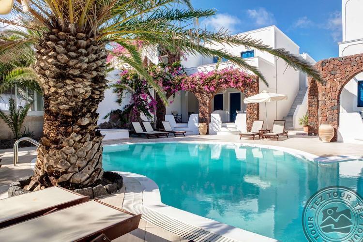 Arion Bay Hotel 3 * - Санторини, Греция