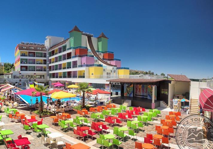 Blue Paradise Side 4 * - Сиде, Турция