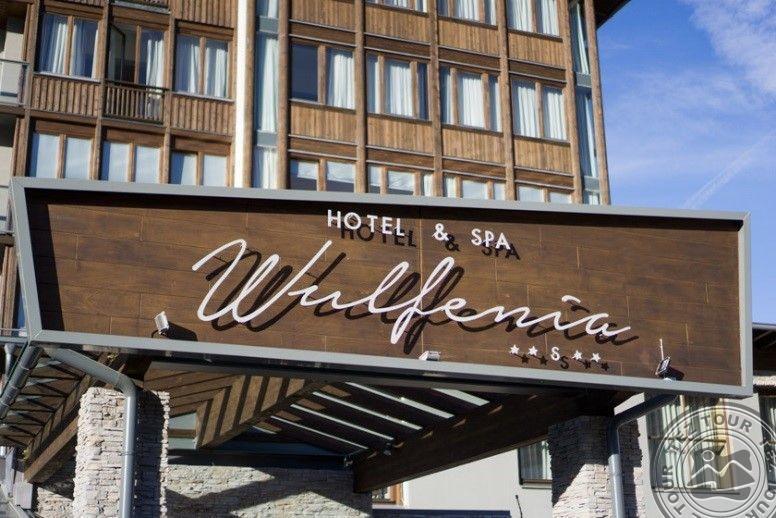 WULFENIA HOTEL & SPA (SONNENALPE) 4* Superior №3