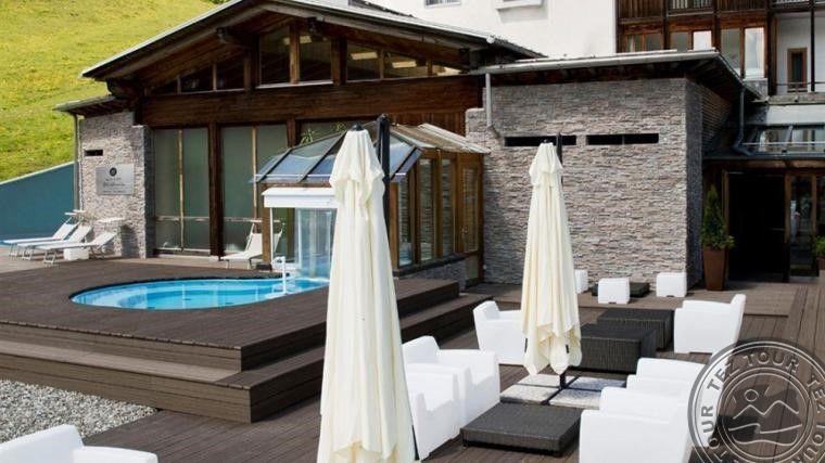 WULFENIA HOTEL & SPA (SONNENALPE) 4* Superior №8