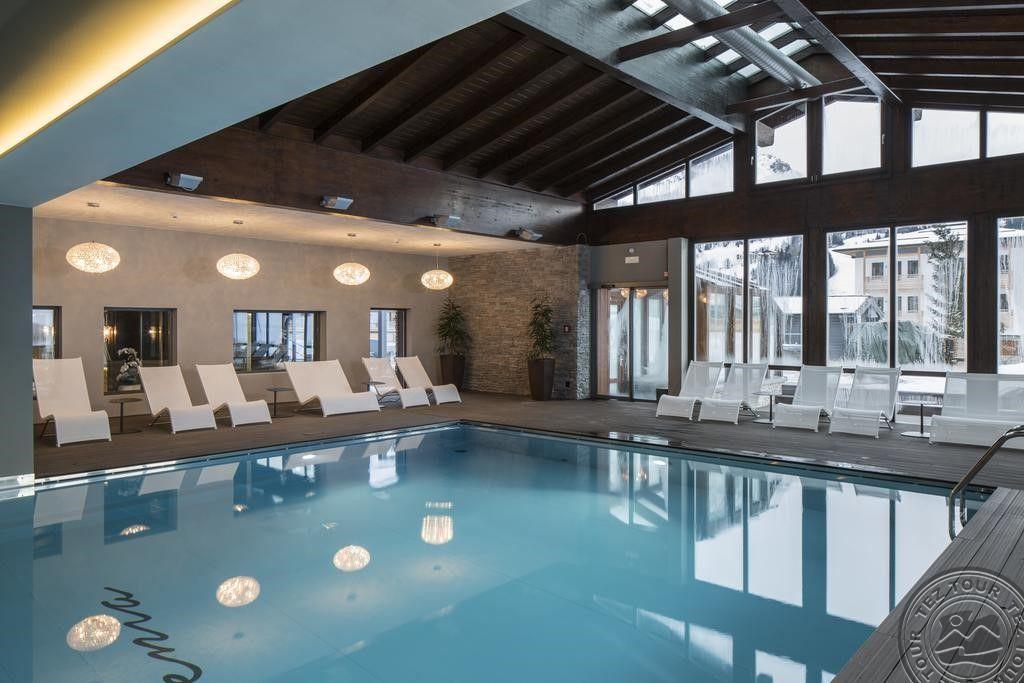 WULFENIA HOTEL & SPA (SONNENALPE) 4* Superior №14