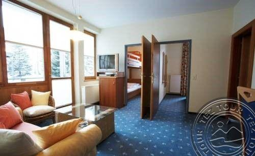 WULFENIA HOTEL & SPA (SONNENALPE) 4* Superior №29
