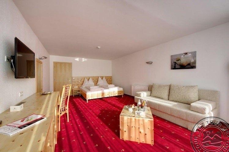 WULFENIA HOTEL & SPA (SONNENALPE) 4* Superior №34