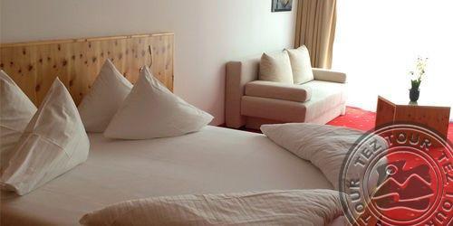 WULFENIA HOTEL & SPA (SONNENALPE) 4* Superior №2
