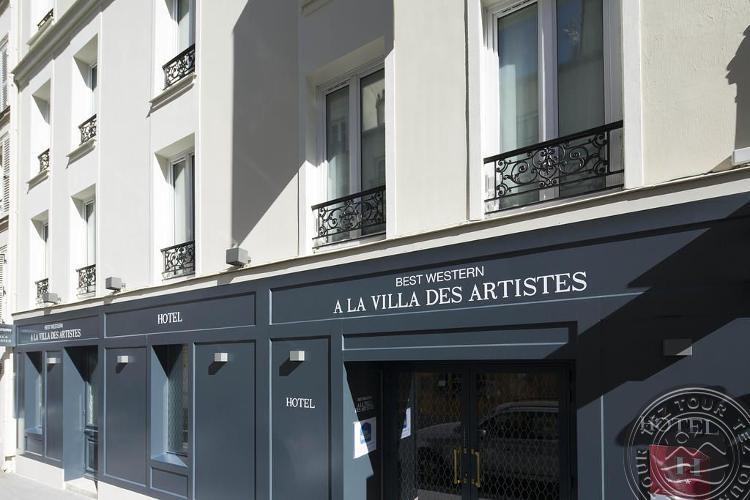 LA VILLA DES ARTISTES 3* Superior №3