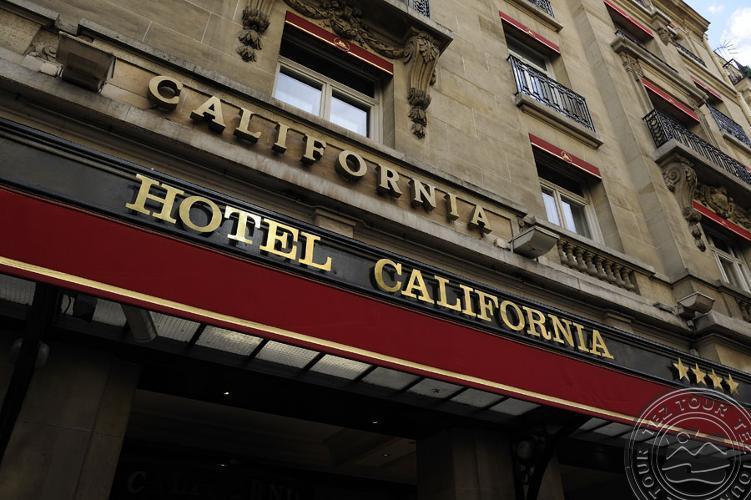 CALIFORNIA CHAMPS-ELYSEES HOTEL 4 * №2