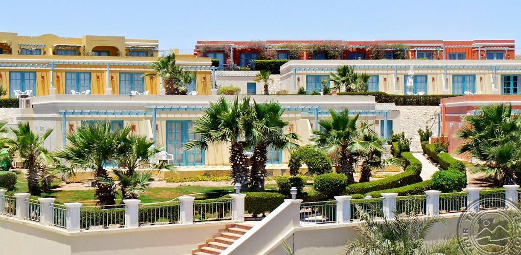 BELLEVUE BEACH HOTEL (EL GOUNA) 4 * - El Guna, Egiptas