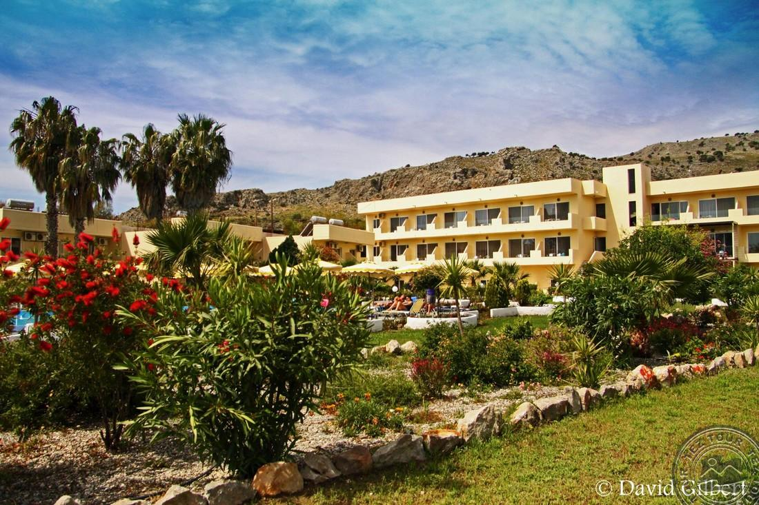 OLIVE GARDEN HOTEL 4 * №1