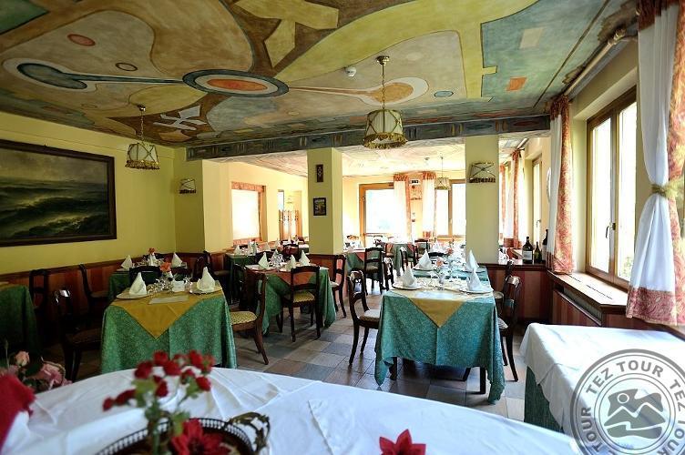VILLA EMMA HOTEL (ALBA DI CANAZEI) 3* Super №3