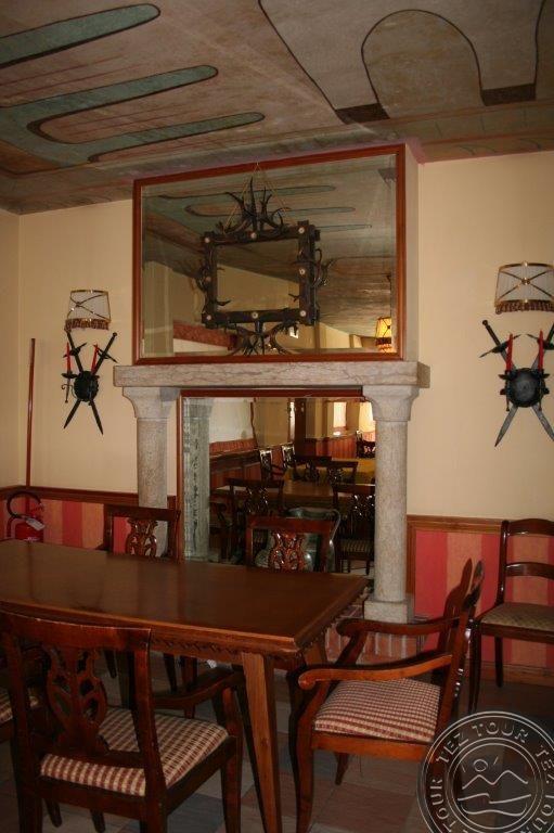 VILLA EMMA HOTEL (ALBA DI CANAZEI) 3* Super №12
