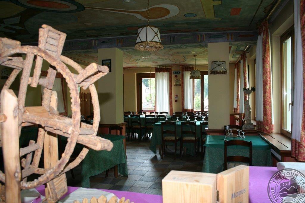 VILLA EMMA HOTEL (ALBA DI CANAZEI) 3* Super №16
