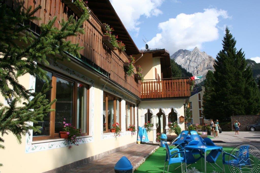 VILLA EMMA HOTEL (ALBA DI CANAZEI) 3* Super №31