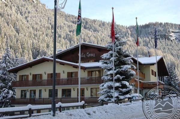VILLA EMMA HOTEL (ALBA DI CANAZEI) 3* Super
