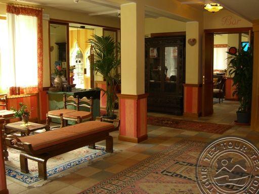 VILLA EMMA HOTEL (ALBA DI CANAZEI) 3* Super №32