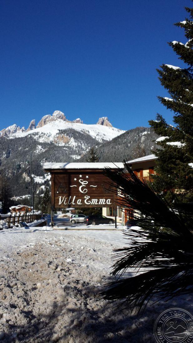 VILLA EMMA HOTEL (ALBA DI CANAZEI) 3* Super №2