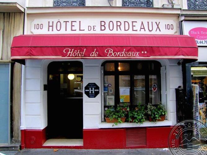 BORDEAUX HOTEL 2 * №1