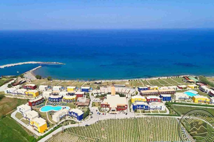 ALL SENSES NAUTICA BLUE EXCLUSIVE RESORT 5 * - Rodas - Fanesas, Graikija