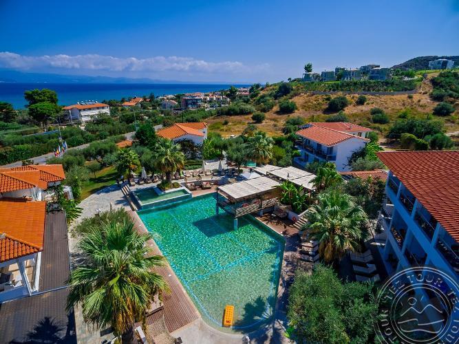 FLEGRA PALACE HOTEL - Пефкохори, Греция