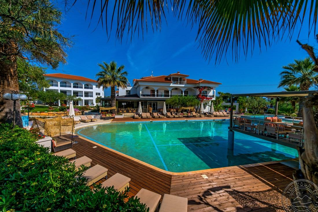 FLEGRA PALACE HOTEL - Chalkidikė- Kasandra, Graikija