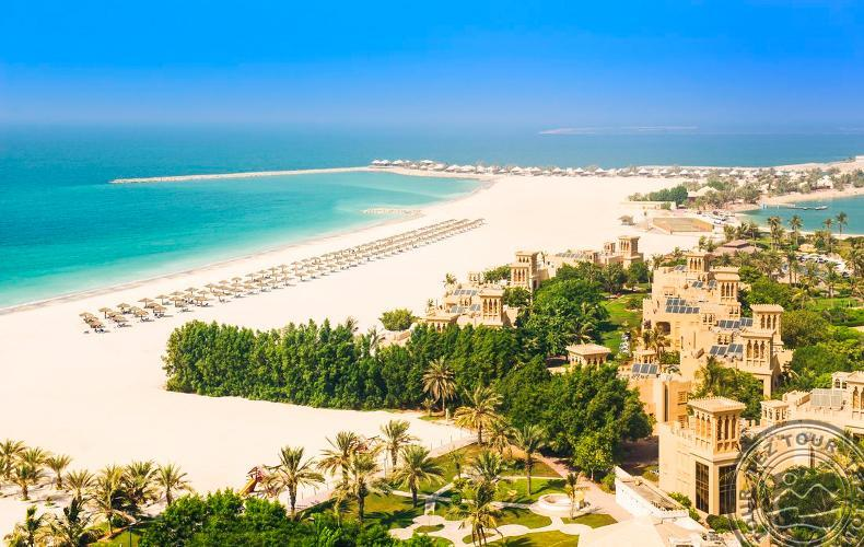 HILTON AL HAMRA BEACH & GOLF RESORT 5 * - ОАЕ