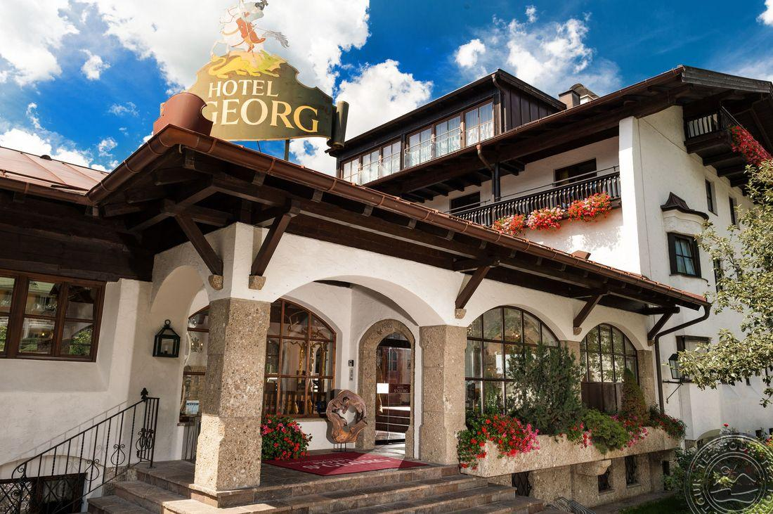 ST. GEORG JOHANNESBAD HOTEL (BAD HOFGASTEIN) - Долина Гастайн, Австрия