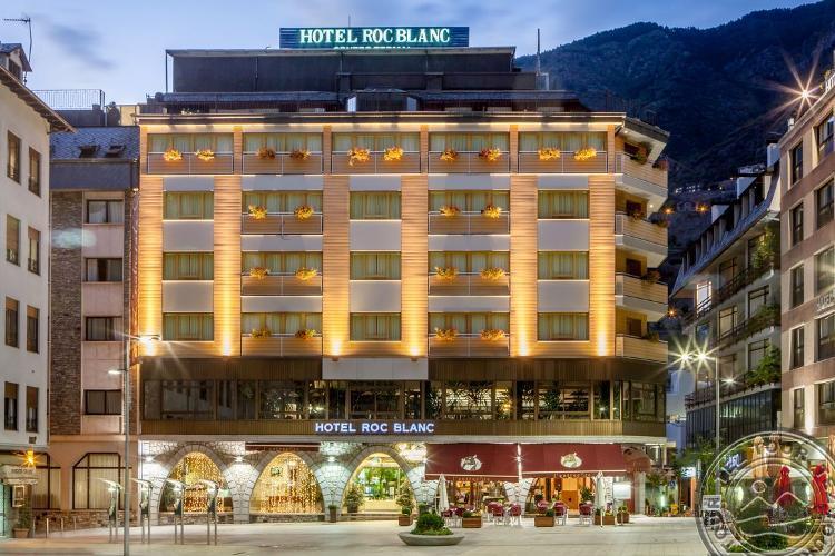 Roc Blanc 4 * - Andora la Velja, Andora