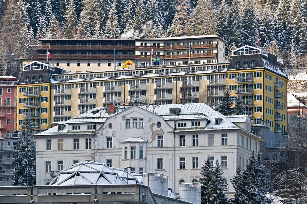 MONDI HOLIDAY FIRST CLASS APARTHOTEL BELLEVUE (BAD GASTEIN) 4 * №10
