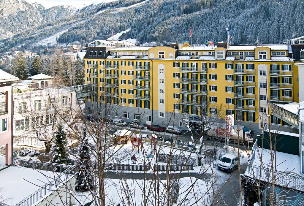MONDI HOLIDAY FIRST CLASS APARTHOTEL BELLEVUE (BAD GASTEIN) 4 *