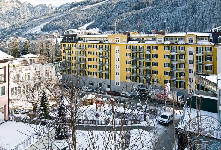 MONDI HOLIDAY FIRST CLASS APARTHOTEL BELLEVUE (BAD GASTEIN) 4 * №1