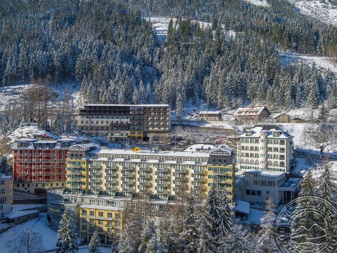 MONDI HOLIDAY FIRST CLASS APARTHOTEL BELLEVUE (BAD GASTEIN) 4 * - Bad Gaštainas, Bad Hofgaštainas, Austrija