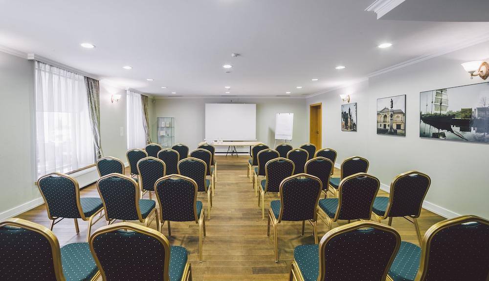 Hotel Euterpe - Klaipėda, Lietuva
