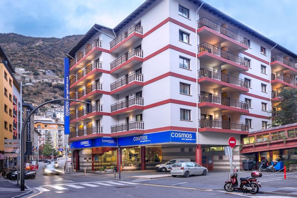 Hotel & Apartahotel SERHS Cosmos 3* №1