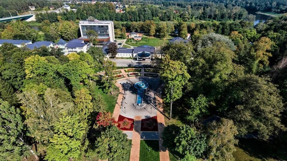 Spa Hotel Europa Royale Druskininkai - Druskininkai, Lietuva
