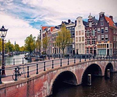 Киев - Амстердам, Нидерланды