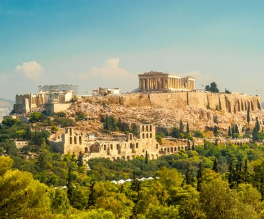 Киев - Афины, Греция