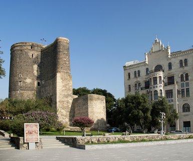 Киев - Баку, Азербайджан
