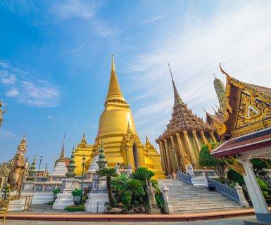 Rīga - Bangkoka, Taizeme