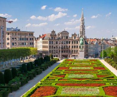 Киев - Брюссель, Бельгия