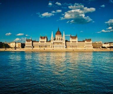Киев - Будапешт, Венгрия