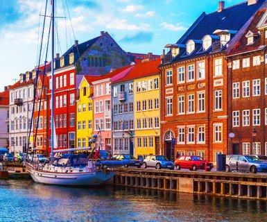 Киев - Копенгаген, Дания