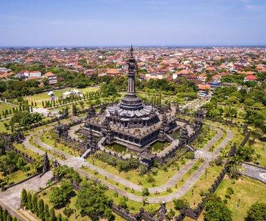 Rīga - Denpasar, Indonēzija