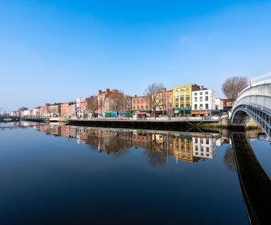 Киев - Дублин, Ирландия