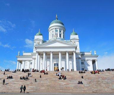 Rīga - Helsinki, Somija