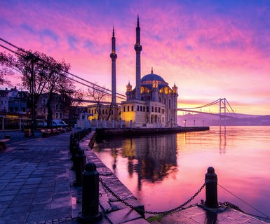 Киев - Стамбул, Турция