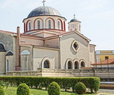 Киев - Кавала, Греция