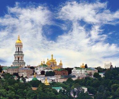 Vilnius - Kijevas, Ukraina