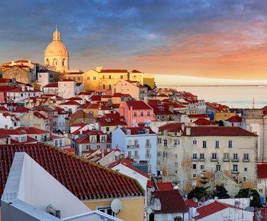 Rīga - Lisabona, Portugāle